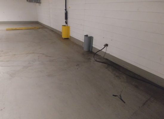 1 Before (epoxy Garage Floor)